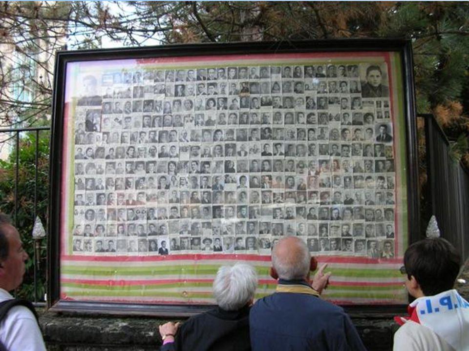 ECCIDI NAZISTI IN ITALIA 29 SETTEMBRE - 5 OTTOBRE: MARZABOTTO 1836 uccisi SS di REDER