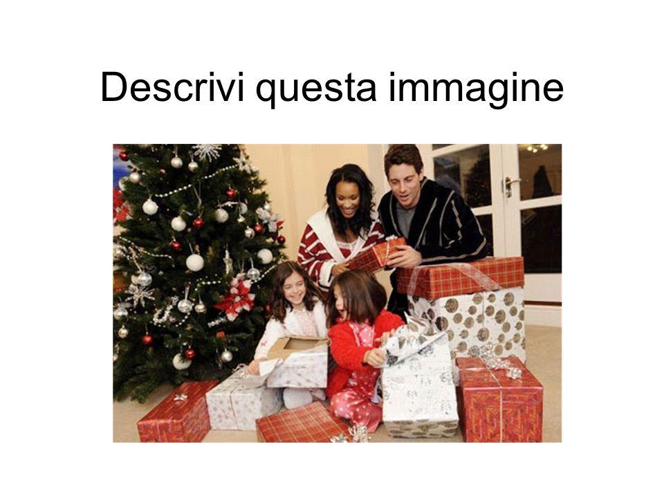 Si fanno dei regali di Natale