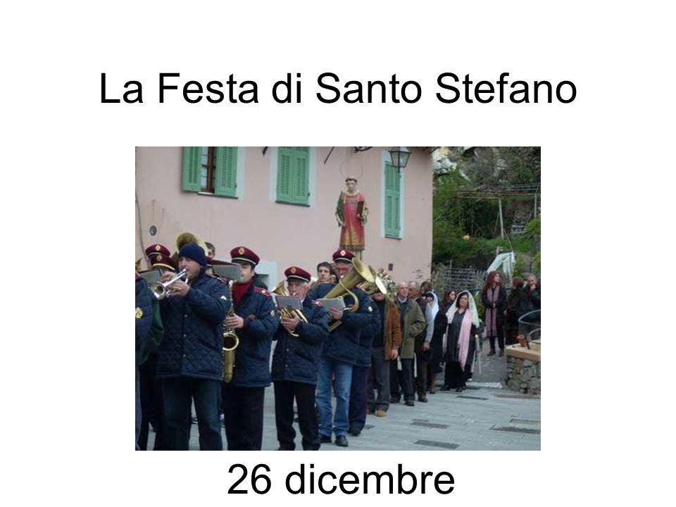 La Festa di Santo Stefano 26 dicembre