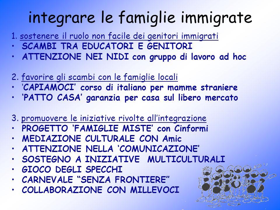 integrare le famiglie immigrate 1.