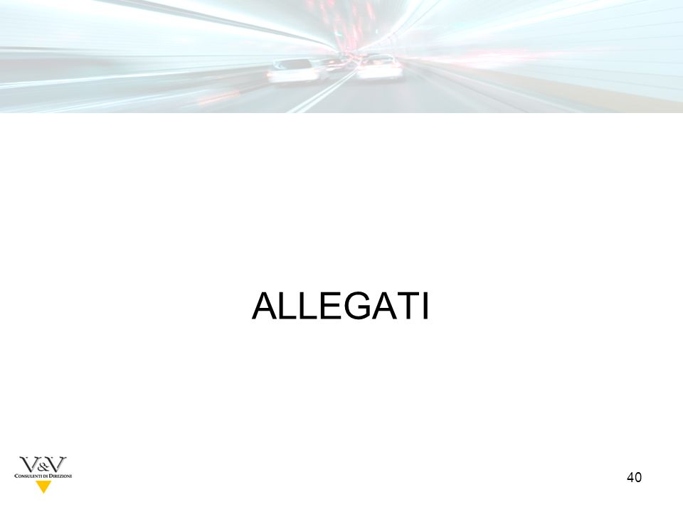 40 ALLEGATI
