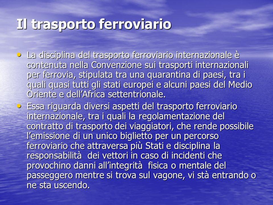 Il contratto di viaggio Le due principali fonti normative internazionali sui contratti di viaggio, entrambe recepite dallordinamento giuridico italiano, sono: Le due principali fonti normative internazionali sui contratti di viaggio, entrambe recepite dallordinamento giuridico italiano, sono: 1.