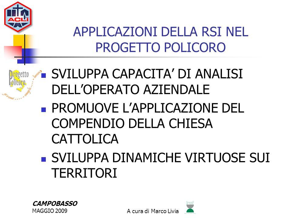 CAMPOBASSO MAGGIO 2009A cura di Marco Livia METODOLOGIA ANALISI SCIENTIFICA DI TIPO QUANTITATIVO E QUALITATIVO ATTRAVERSO: 1.