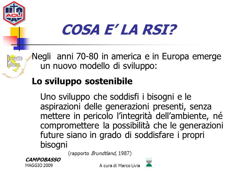 CAMPOBASSO MAGGIO 2009A cura di Marco Livia 1.