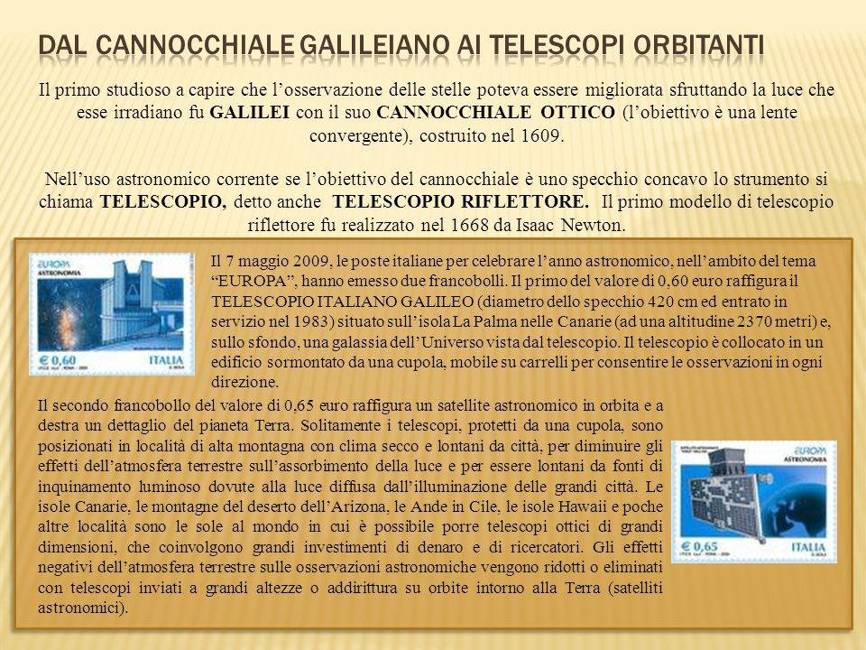 Il secondo francobollo del valore di 0,65 euro raffigura un satellite astronomico in orbita e a destra un dettaglio del pianeta Terra. Solitamente i t