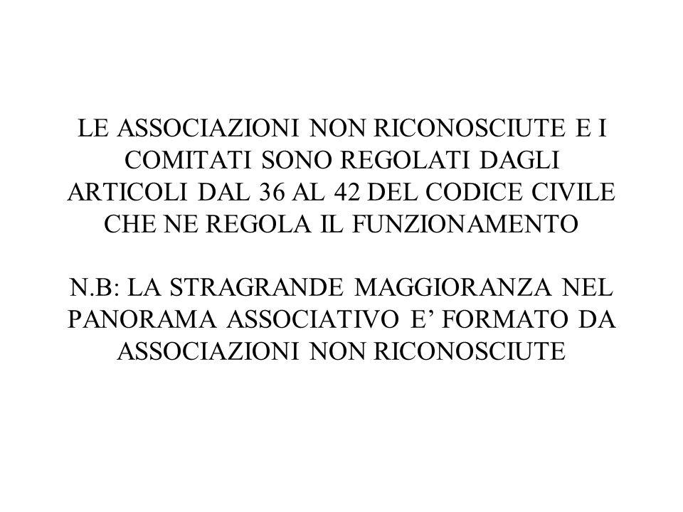 Gli stessi limiti, due eventi allanno e 51.645,69 euro di proventi, sono confermati per le raccolte fondi.