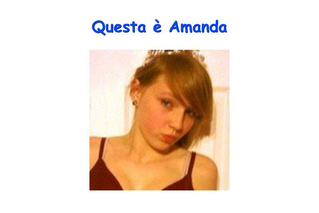 Questa è Amanda