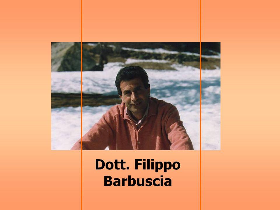 Dott. Filippo Barbuscia