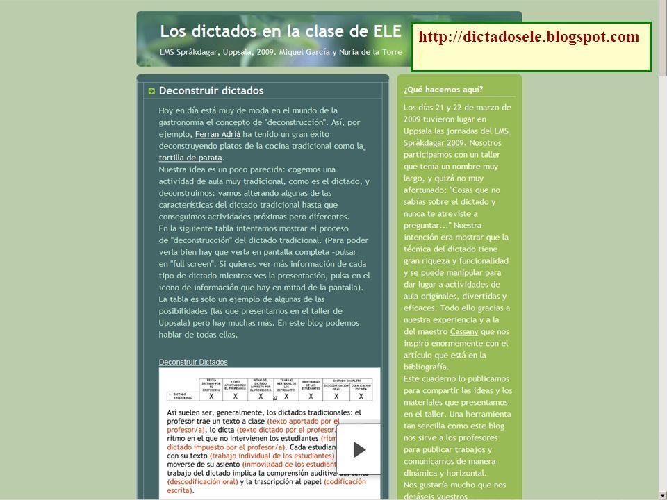 http://dictadosele.blogspot.com / /