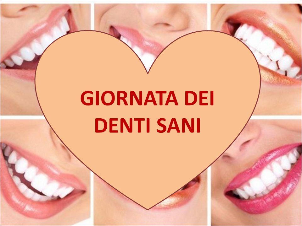RICORDA!!! Devi andare regolarmente dal dentista per fare visite di controllo.