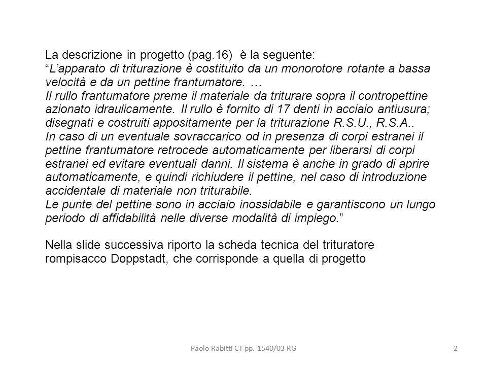 Paolo Rabitti CT pp.