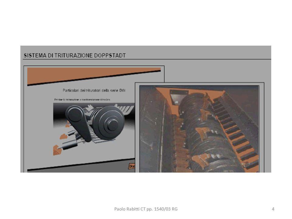 5 Trituratore Rompisacchi Progetto 2000 Paolo Rabitti CT pp. 1540/03 RG5