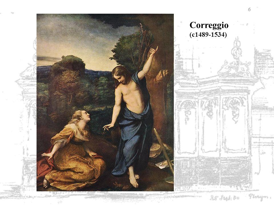 6 Correggio (c1489-1534)