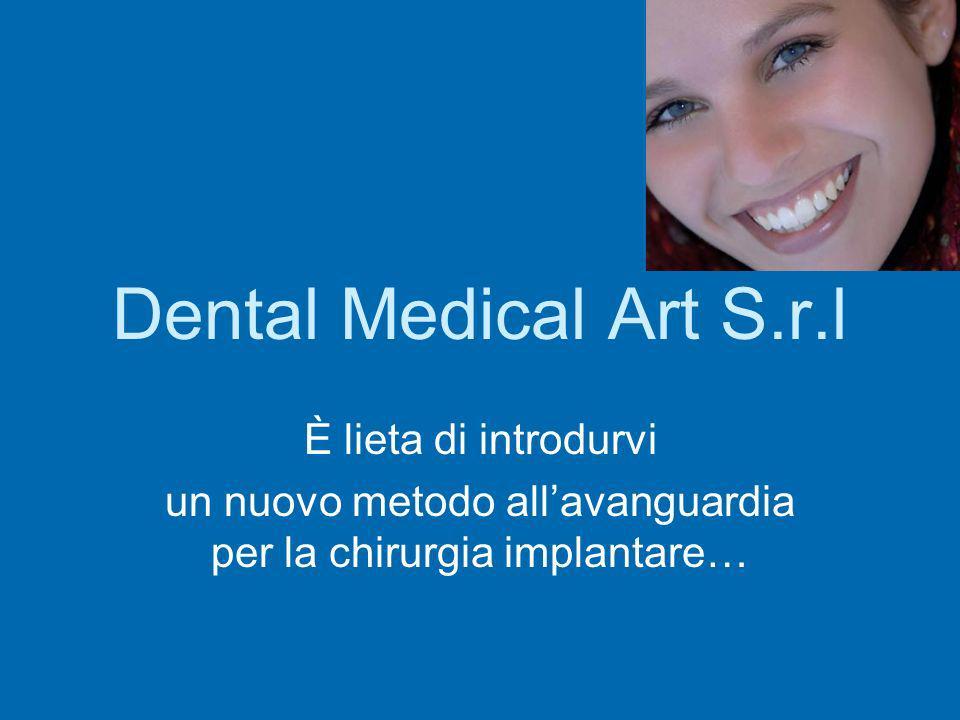 SimPlant ® È la Tua soluzione per un trattamento implantare sicuro ed efficace… Stiamo parlando di chirugia implantare guidata…
