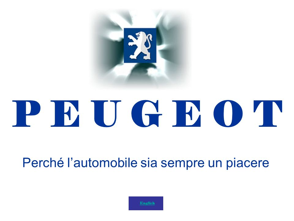 THE COMPANY IS CHARACTERIZED GIVES: Authorized concessionaire Peugeot for the sale of the automobiles.