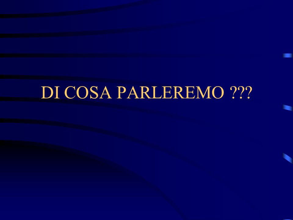 A cura del Dott. Rosario Puleo ___________________________ Dirigente Medico Medicina e Chirurgia d accettazione e d urgenza P.O. « San Vincenzo» di Ta