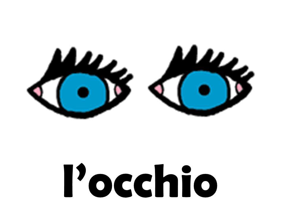 locchio