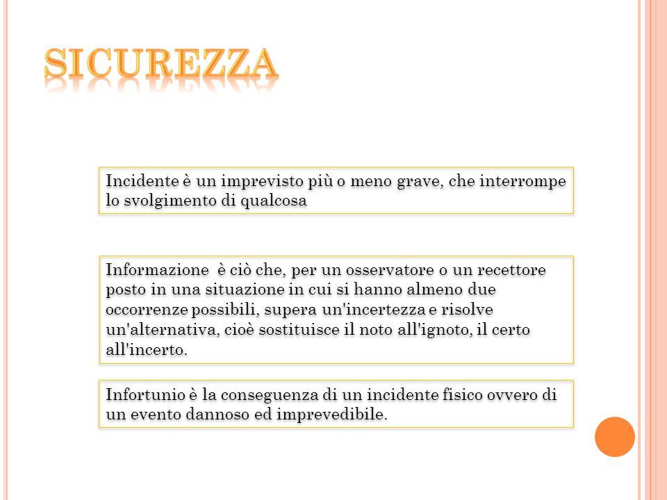 Informazione è ciò che, per un osservatore o un recettore posto in una situazione in cui si hanno almeno due occorrenze possibili, supera un'incertezz