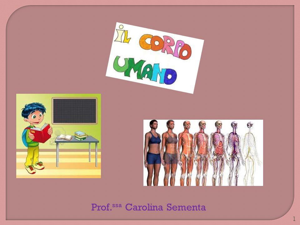 1 Prof. ssa Carolina Sementa