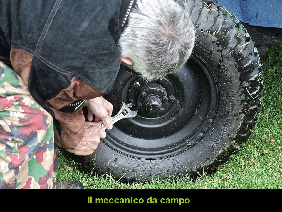 Il meccanico da campo