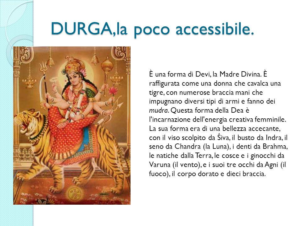 3) Shiva, distruttore del mondo.È venerato come energia creativa.
