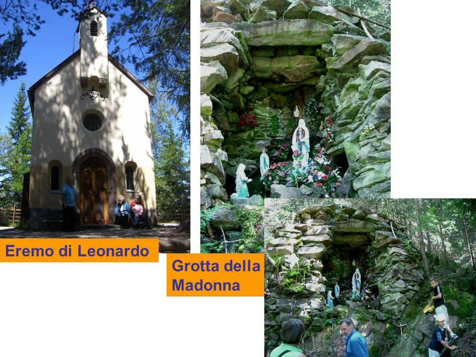 Eremo di Leonardo Grotta della Madonna