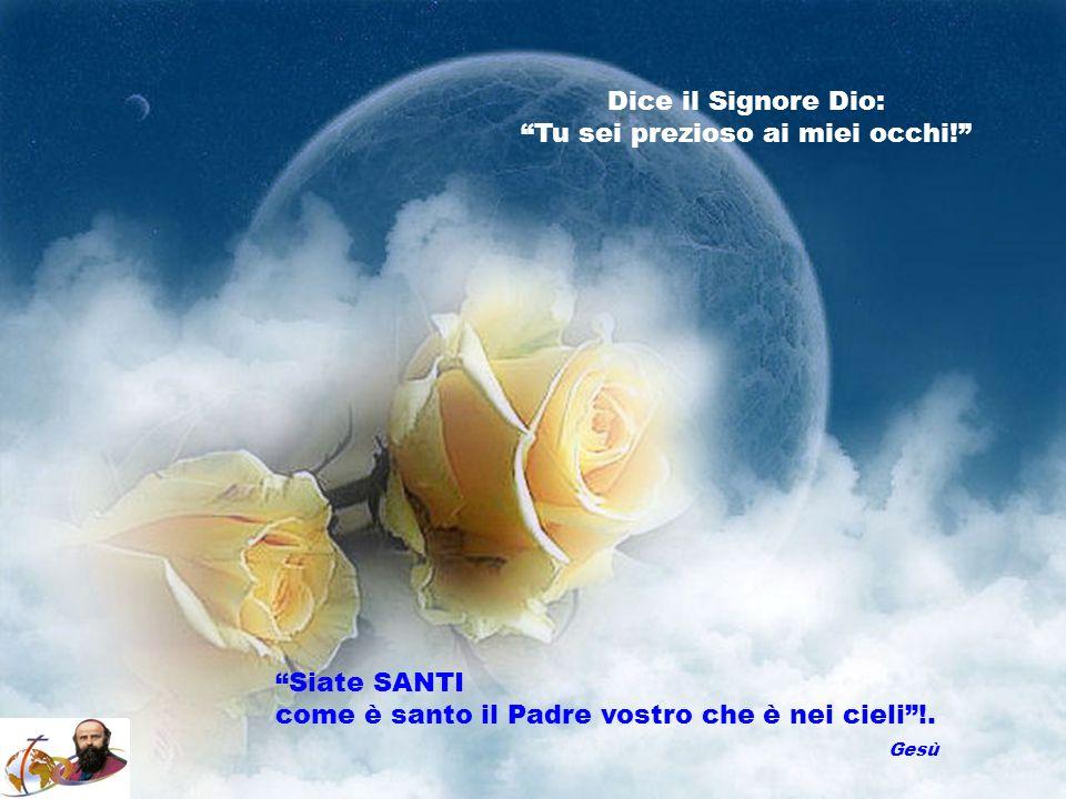 I FRUTTI DELLO SPIRITO di SANTITA sono preziosi, ricchi, profondi, maturi; colmi della tenerezza e dellamore del Padre, che riversa su ogni creatura l