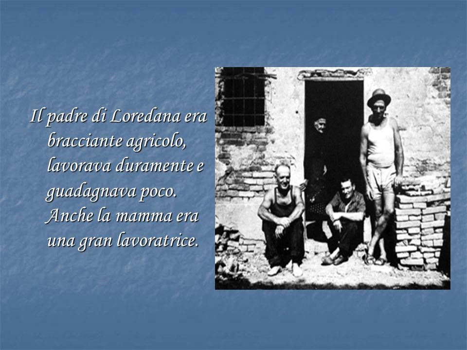Loredana compì diciotto anni a Mauthausen