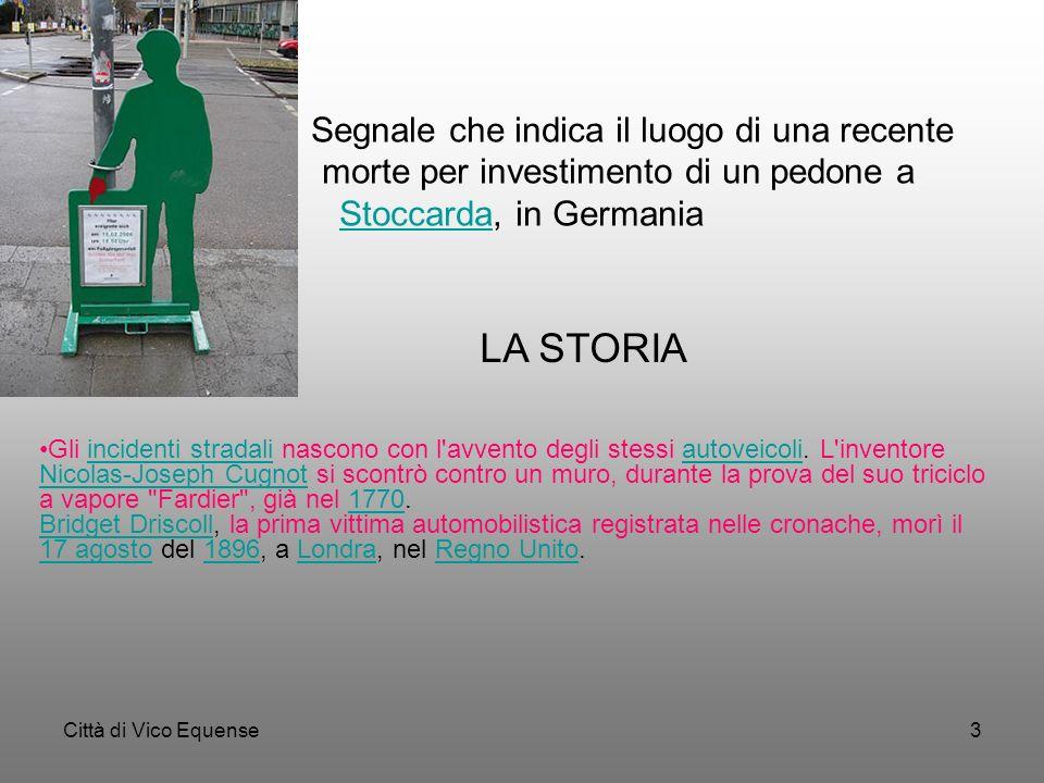 Città di Vico Equense23 segue C é qualche controversia sul modo di come la lobby mo- toristica é stata vista dominare l agenda della sicurezza stradale.