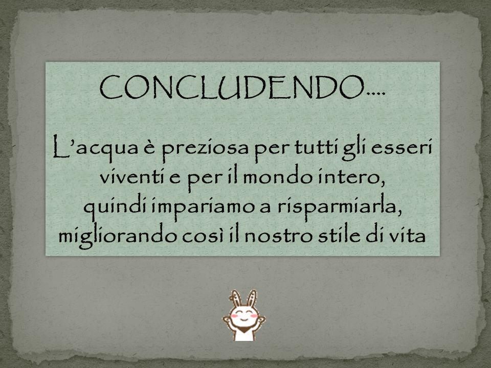 CONCLUDENDO….