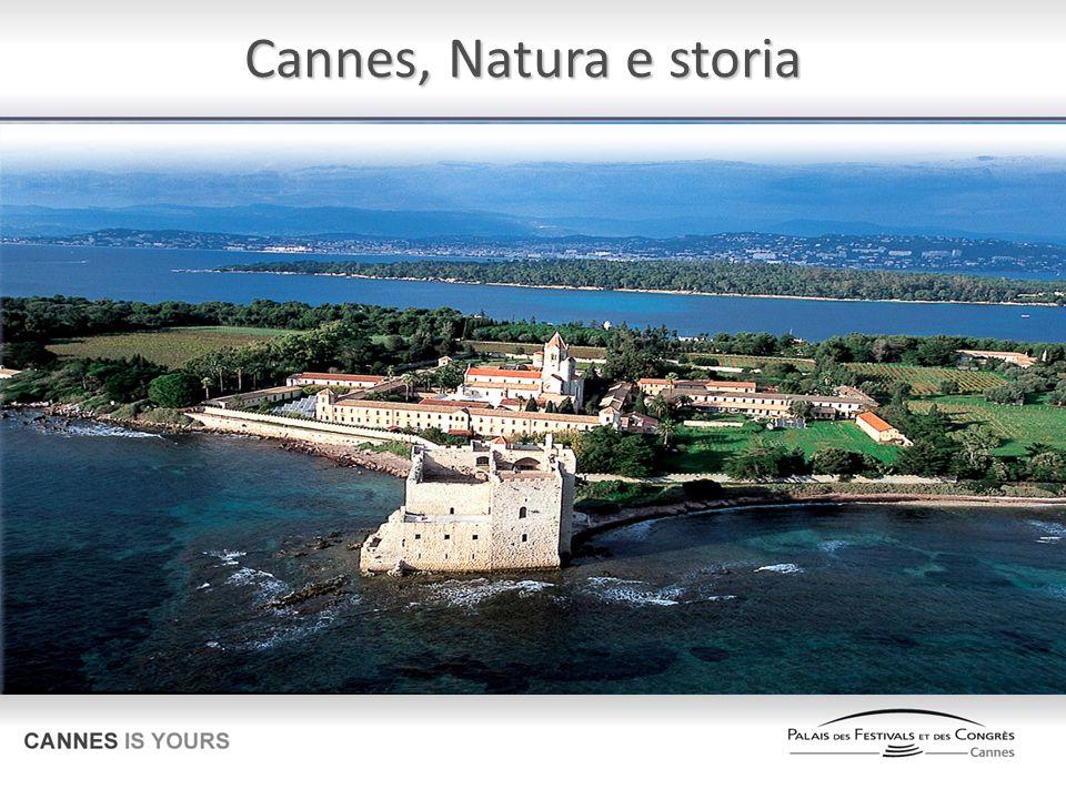 Cannes, Natura e storia