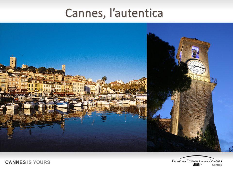 Cannes, lautentica