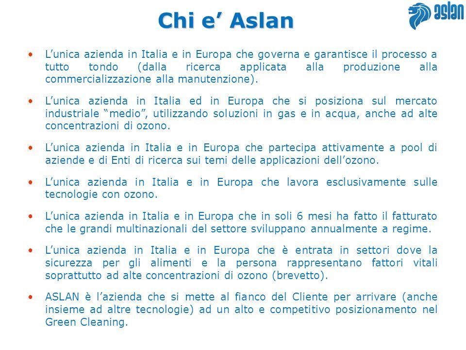 Lunica azienda in Italia e in Europa che governa e garantisce il processo a tutto tondo (dalla ricerca applicata alla produzione alla commercializzazione alla manutenzione).