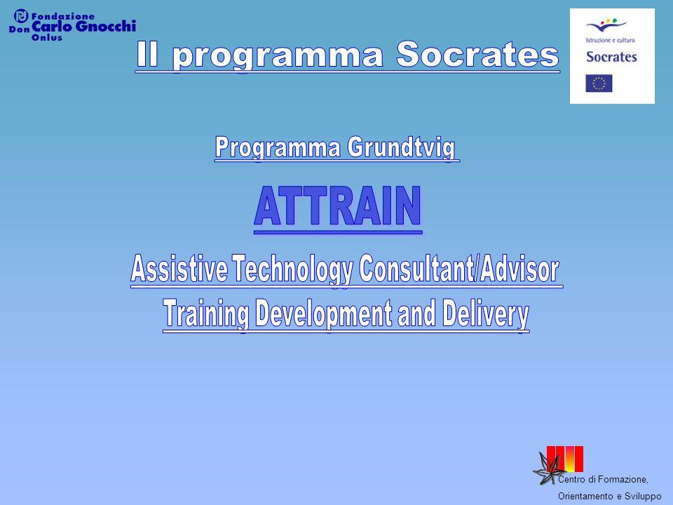 Centro di Formazione, Orientamento e Sviluppo