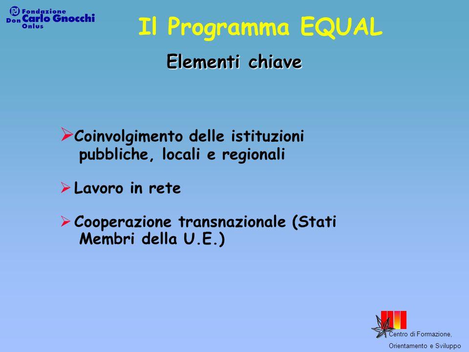 Centro di Formazione, Orientamento e Sviluppo Educazione Continua in medicina ECM La Fondazione don Carlo Gnocchi è riconosciuta come provider per i corsi in ECM.