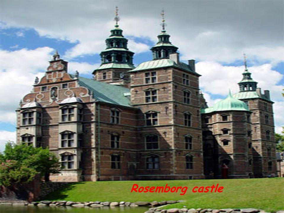 Rosemborg castle