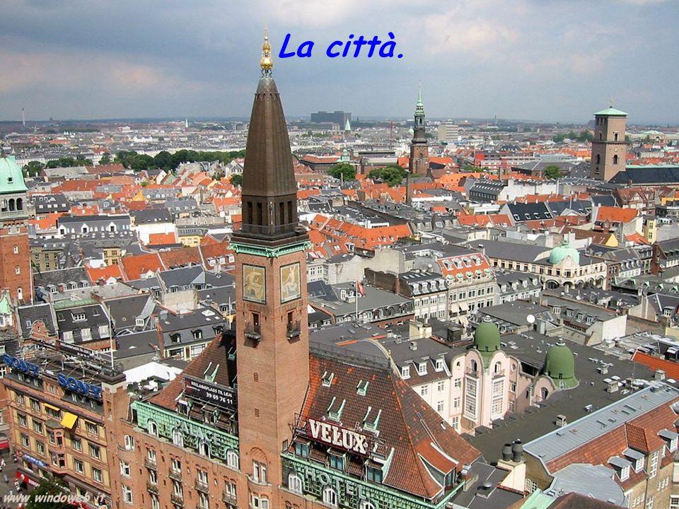 La città.