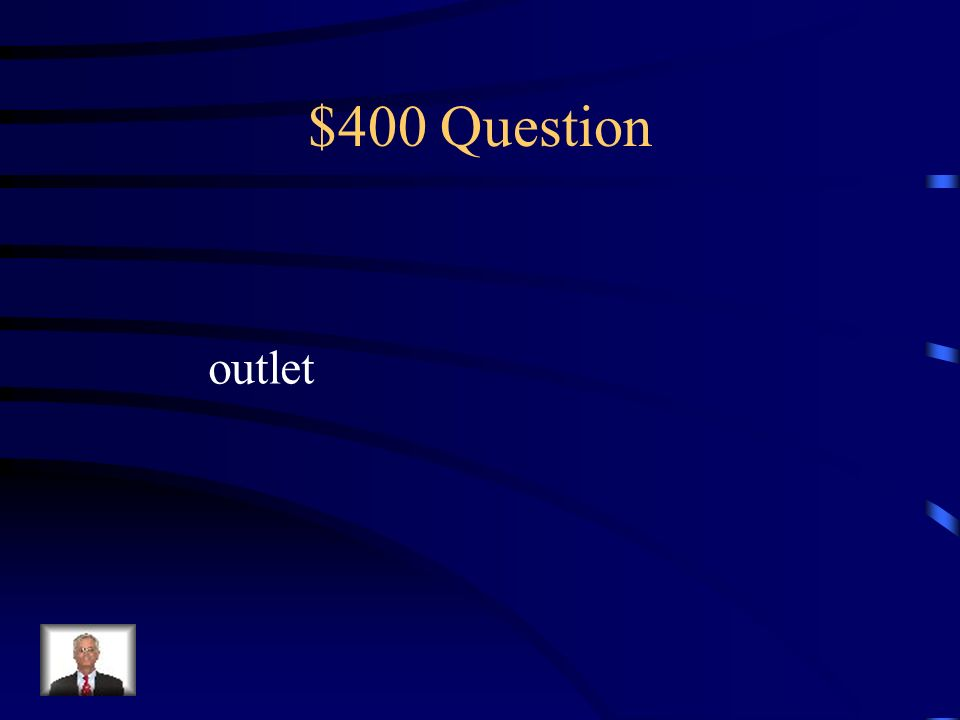 $300 Question Lo scomparto