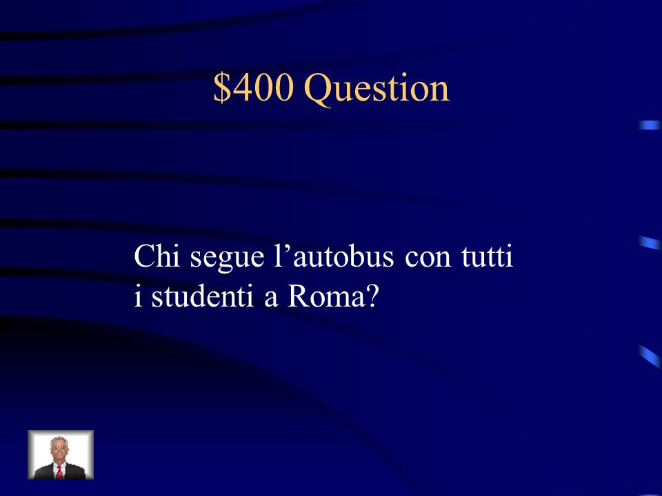 $300 Question Cosa mangiano Pete e Terri sullaereo?