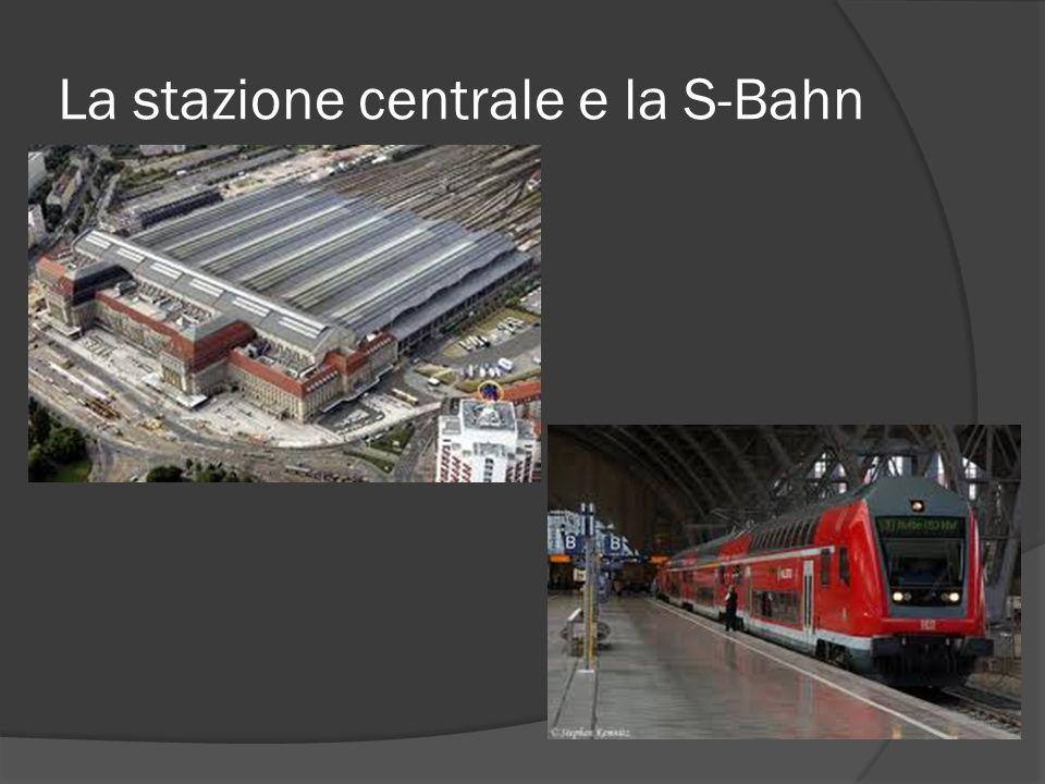 La stazione centrale e la S-Bahn