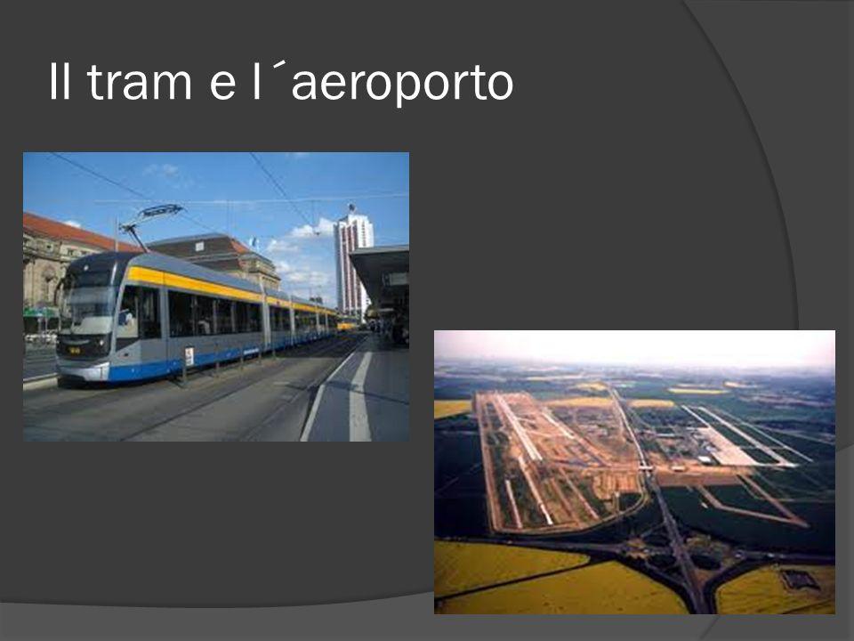 Il tram e l´aeroporto