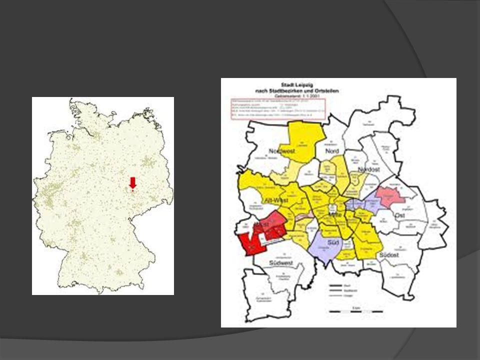 Storia Quando la Germania era divisa in due, Lipsia apparteneva alla parte della DDR.