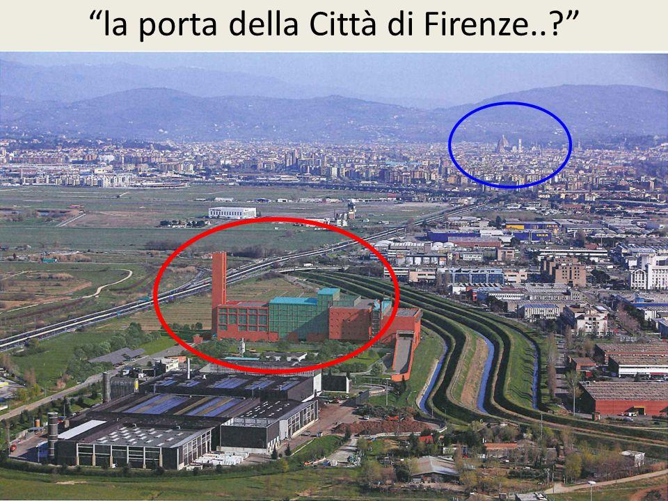 la porta della Città di Firenze..?
