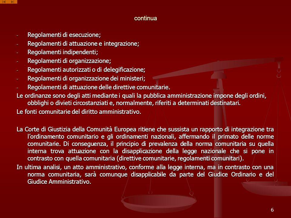 In sintesi, osservo che la Corte dei Conti, come il Consiglio di Stato, svolge sia unattività consultiva che giurisdizionale (art.