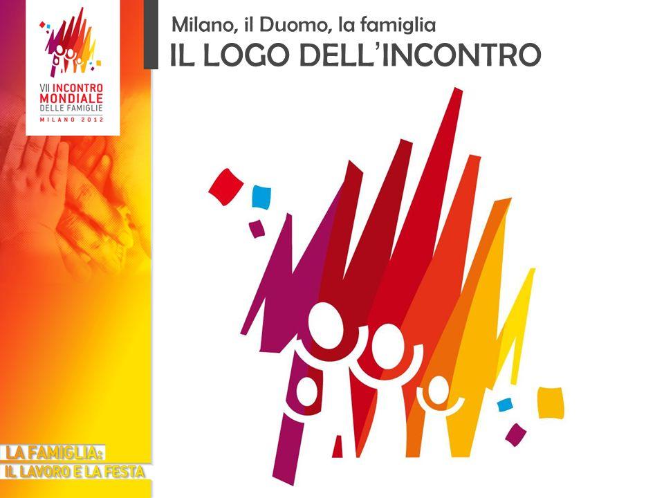 IL LOGO DELL INCONTRO Milano, il Duomo, la famiglia