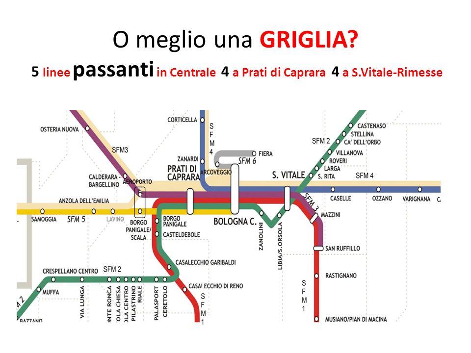 Cadenza 15 in città un metro di superficie dalle Roveri a Casteldebole più un secondo possibile dalla Centrale al Caab