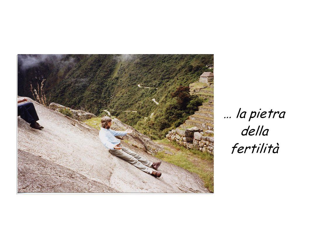 … la pietra della fertilità