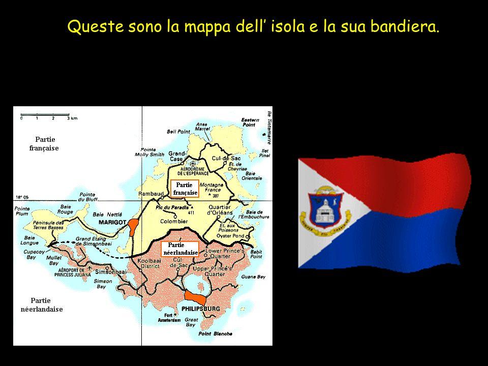 Sint-Maarten e una preziosa isola, meta olandese, meta francese, situata nel mezzo del mar Caribe, vicino Porto Rico.