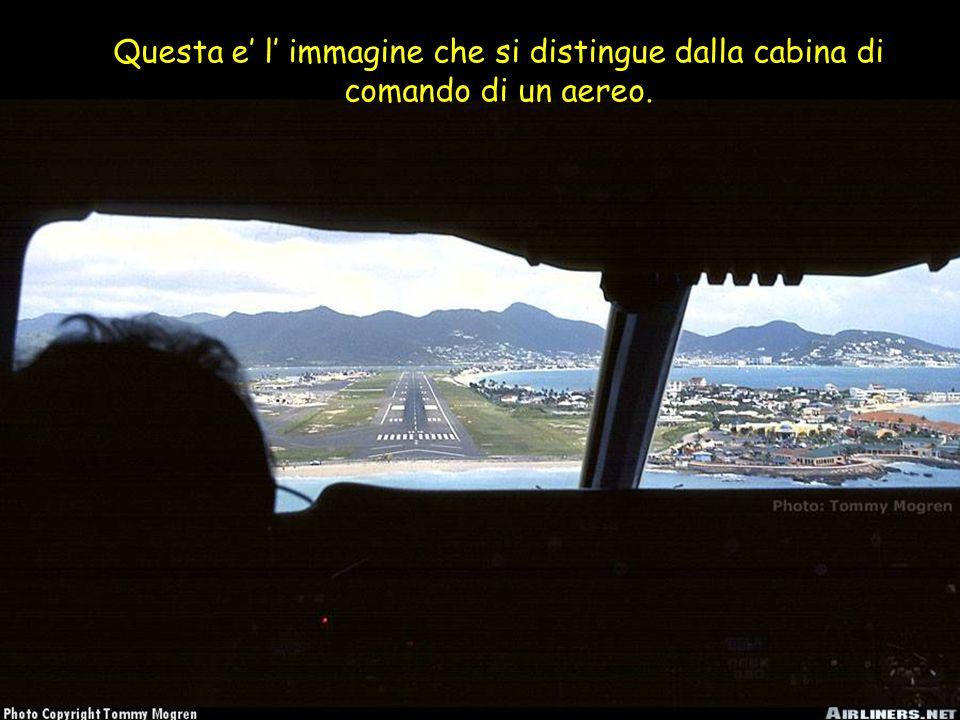 Qui abbiamo una vista precisa dell isola e dell aeroporto nella parte olandese, della Principessa Juliana.