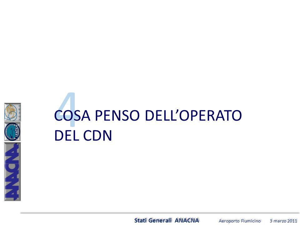 4 COSA PENSO DELLOPERATO DEL CDN